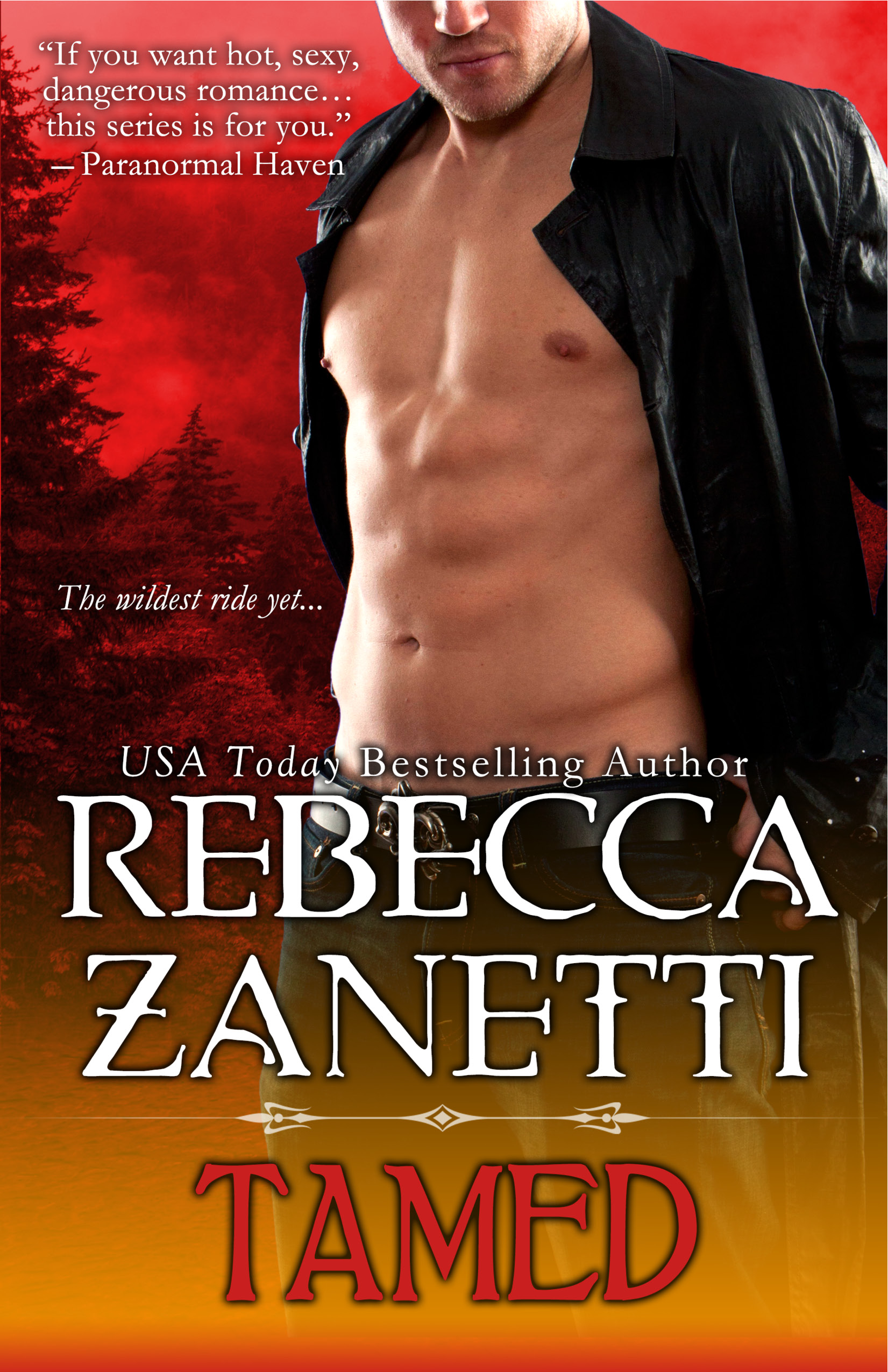 Tamed (eBook)